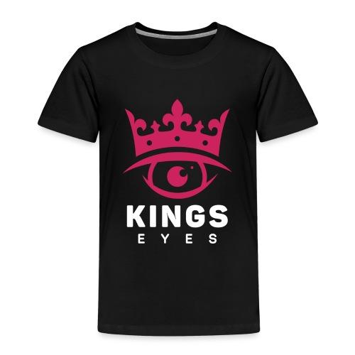 Kingseyes - Premium T-skjorte for barn