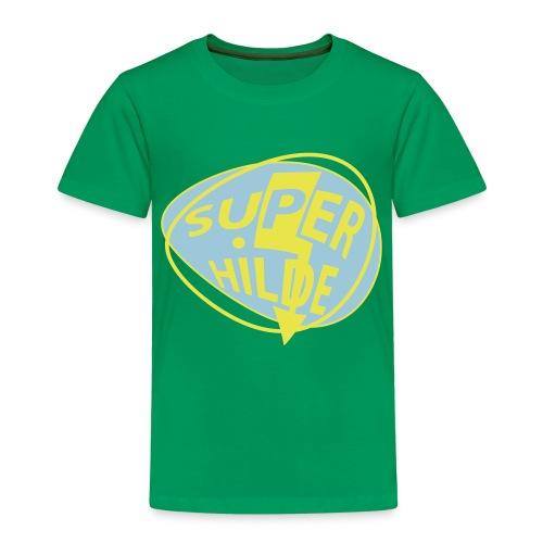 superhilde - Kinder Premium T-Shirt