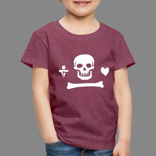Stede Bonnet Flag - T-shirt Premium Enfant