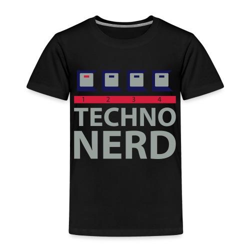 Techno Nerd - Kids' Premium T-Shirt