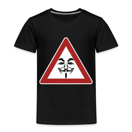 attentionymous - T-shirt Premium Enfant