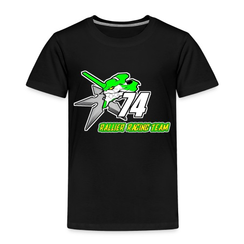 Rallier Racing Team - T-shirt Premium Enfant