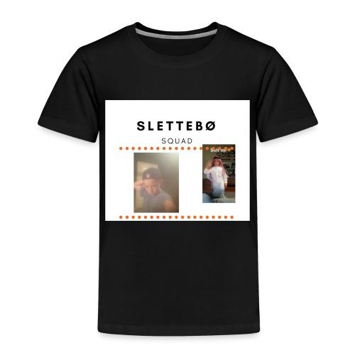 SQUAD - Premium T-skjorte for barn