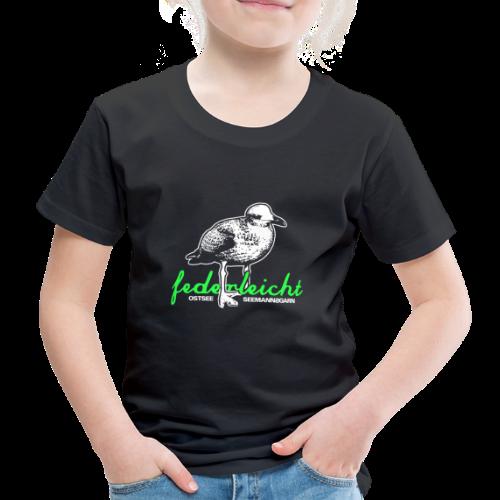 federleicht - Kinder Premium T-Shirt