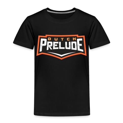 Clean logo - Kinderen Premium T-shirt