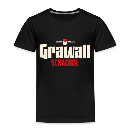 Grawallschadl - Kinder Premium T-Shirt