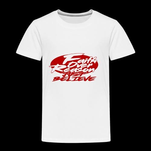 OVER REASON - Camiseta premium niño