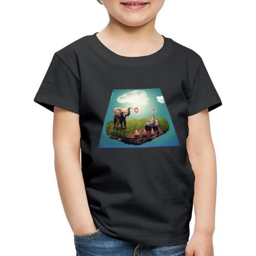 pequeño mundo - Camiseta premium niño