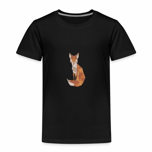 Renard d'automne - T-shirt Premium Enfant