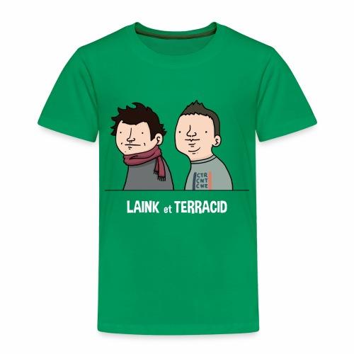 Laink et Terracid old - T-shirt Premium Enfant