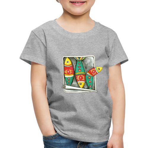 Les sardines du Portugal - T-shirt Premium Enfant