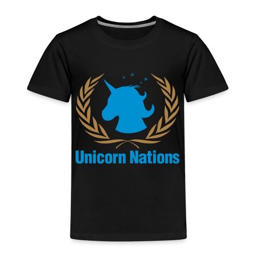 Unicorn Nations - Camiseta premium niño
