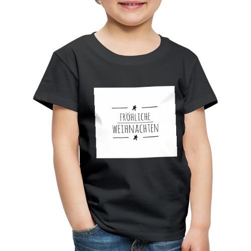 Weihnachten - Kinder Premium T-Shirt