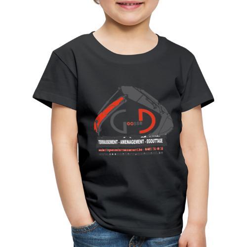dylan sans fond - T-shirt Premium Enfant