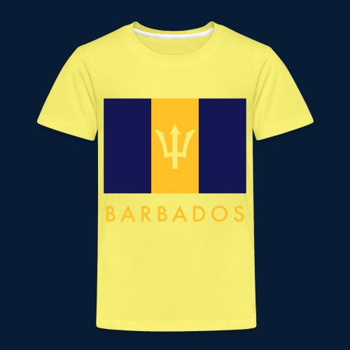 Barbados - Kinder Premium T-Shirt