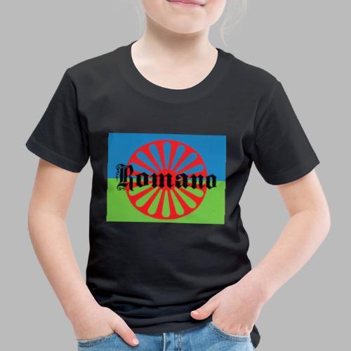 lennyromanoflag - Premium-T-shirt barn