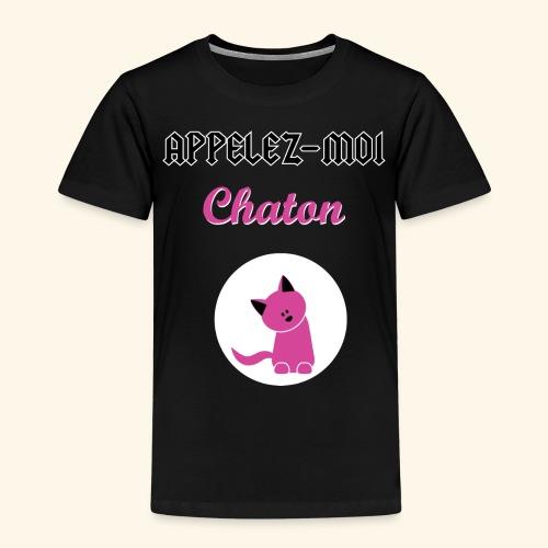 appelez-moi-chaton - T-shirt Premium Enfant