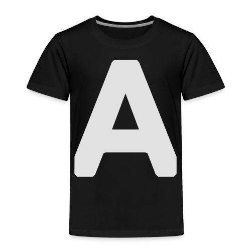 Alvin - Premium T-skjorte for barn