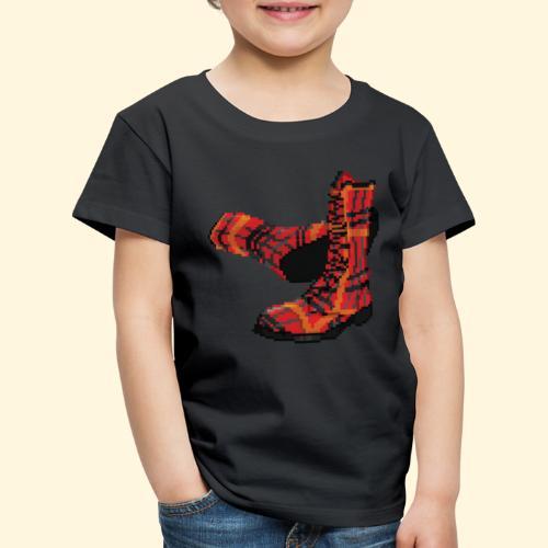 Rock and Shoes - Rock'n'll Shoes - T-shirt Premium Enfant