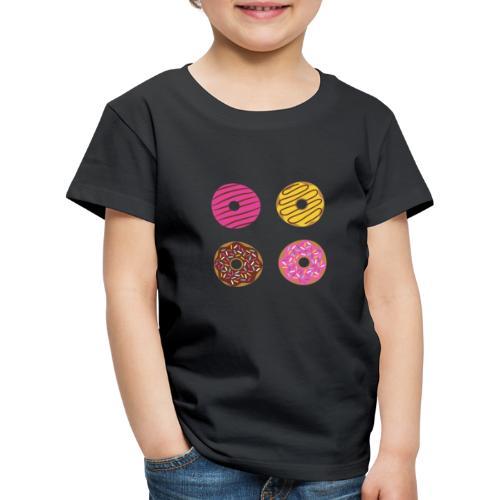 Sweet Donut tees - Camiseta premium niño