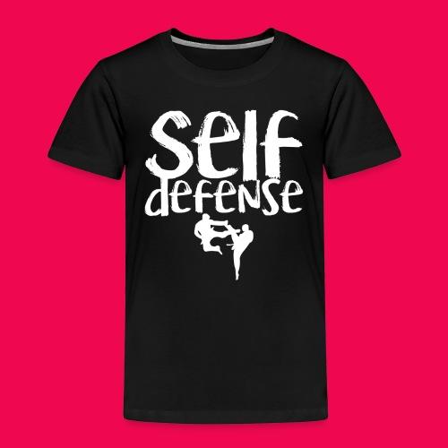 Self Defense 1.0 - Kinder Premium T-Shirt