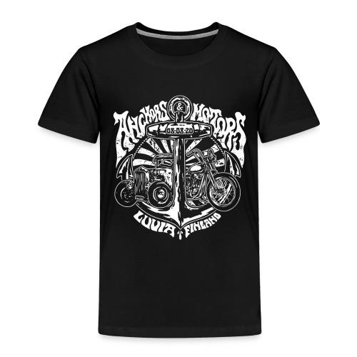 Ankkurit moottorit - Lasten premium t-paita