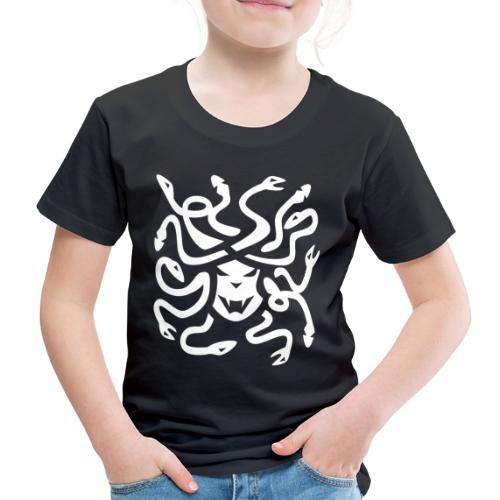 Medusa head - Premium-T-shirt barn
