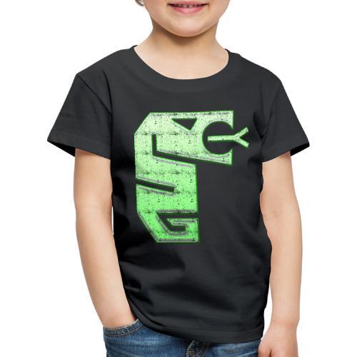 Snake totem - Premium-T-shirt barn