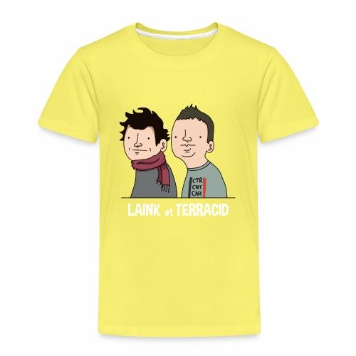 Laink et Terracid - T-shirt Premium Enfant