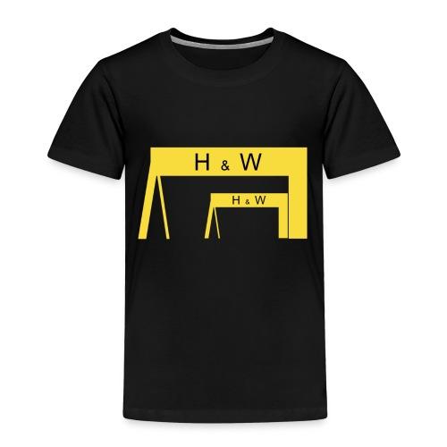 Harland & Wolff - Kids' Premium T-Shirt
