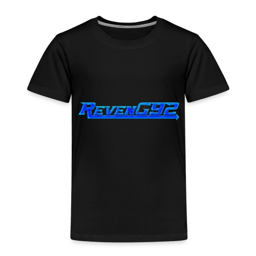 RevenG92 logo - Kinderen Premium T-shirt