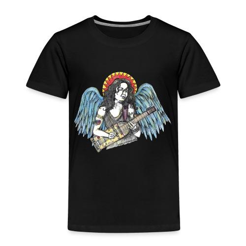 Angelita guitarrista - Premium-T-shirt barn