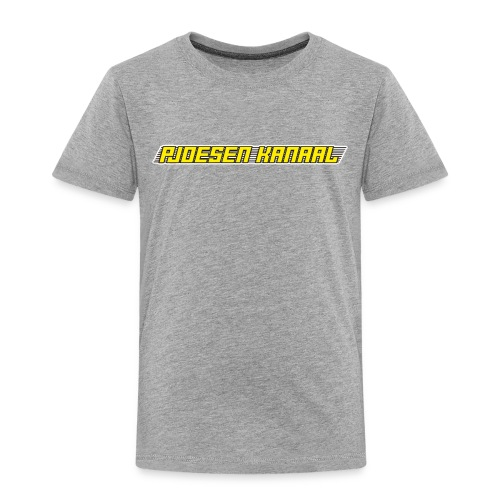 Pjoesen Kanaal - Kinderen Premium T-shirt