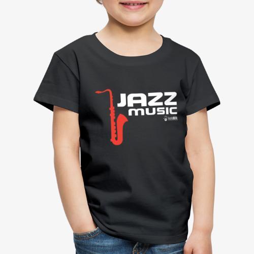 Jazz 02 - Camiseta premium niño