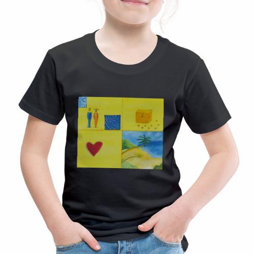 Viererwunsch - Kinder Premium T-Shirt