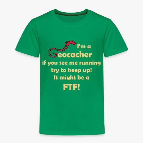 FTF-Jäger - Kinder Premium T-Shirt