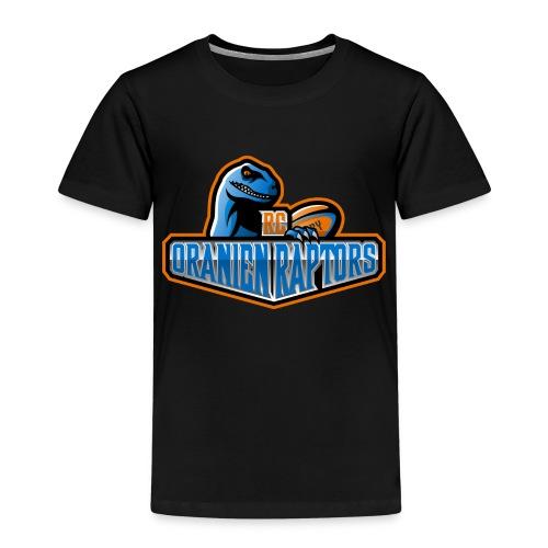 RC Oranien Raptors Logo - Kinder Premium T-Shirt