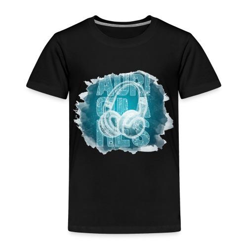 audifinos 2 - Camiseta premium niño