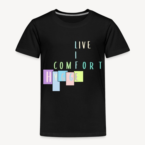 comfort hygge - Kinder Premium T-Shirt