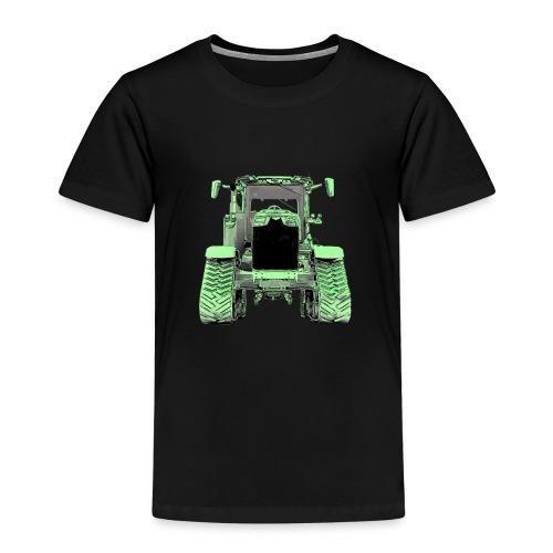 Modern Tractor - Kids' Premium T-Shirt
