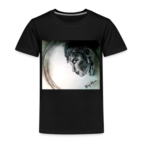 woman2 - T-shirt Premium Enfant