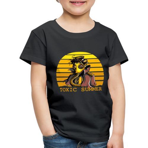 Toxic Summer - Camiseta premium niño