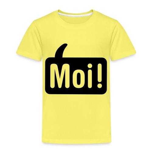 hoi shirt front - Kinderen Premium T-shirt