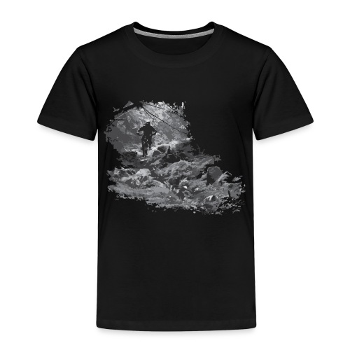 Deep in the Forest - Kids' Premium T-Shirt