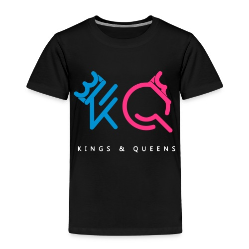 Kings & Queens - Kinderen Premium T-shirt