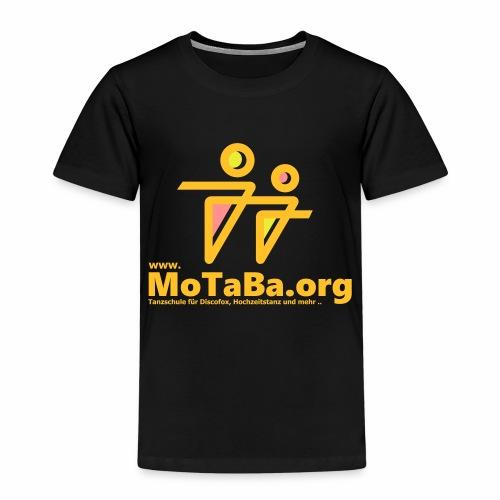 MoTaBa.org - Logo - Kinder Premium T-Shirt