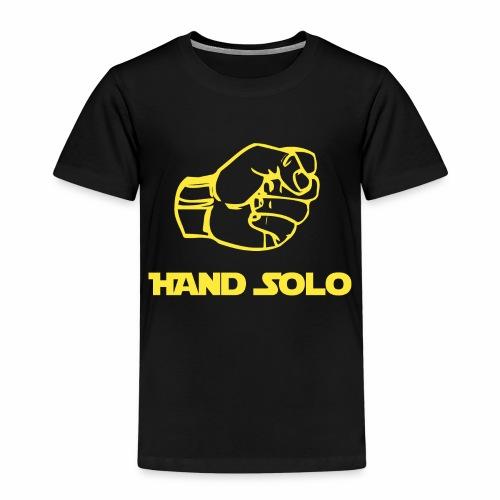 hand solo png - Maglietta Premium per bambini