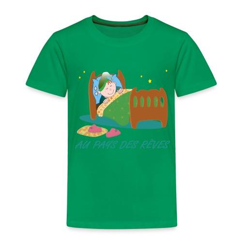 Personnage endormi - T-shirt Premium Enfant