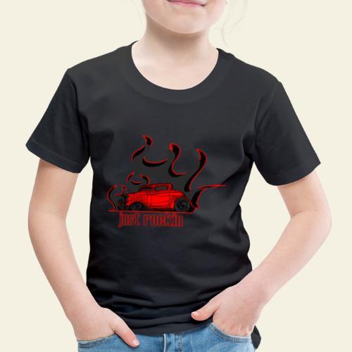 2window just rockin - Børne premium T-shirt