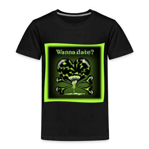 FreakyFriends: Wanna-date - Kinder Premium T-Shirt